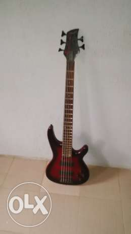 A fender 5-string bass guitar for sale (Used) Lagos Mainland - image 1