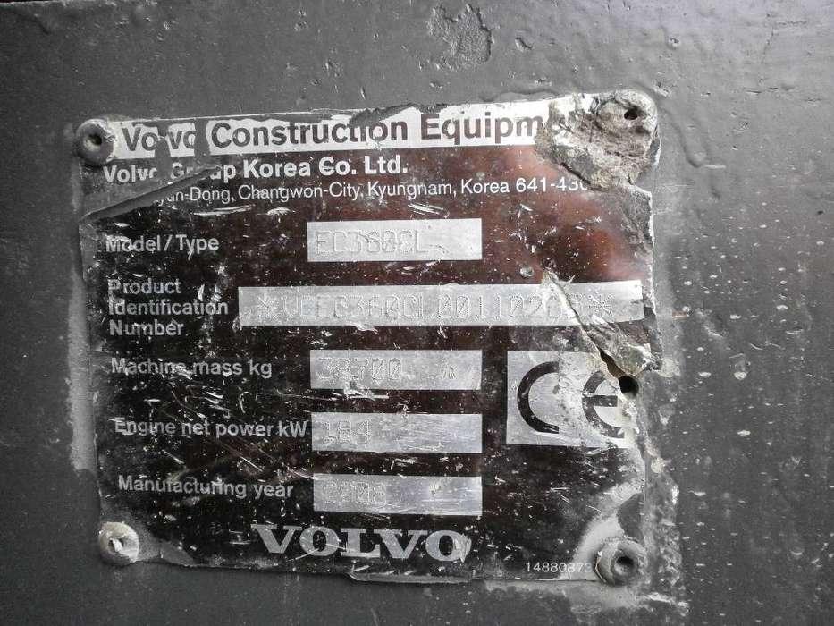 Volvo Ec 360 C L - 2008 - image 10