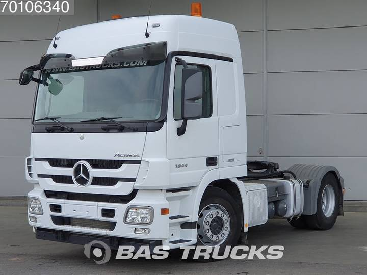 Mercedes-Benz Actros 1844 LS 4X2 Retarder Hydraulik Euro 5 - 2011