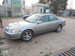A clean registered Toyota Camry for sale, 2001 v6.