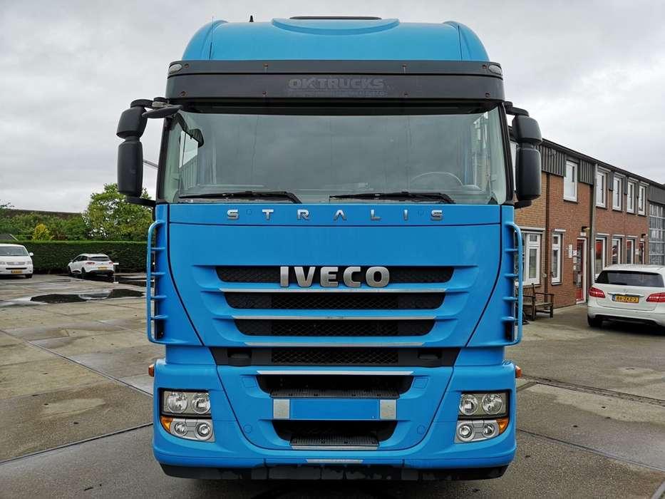 Iveco STRALIS 450 | EURO 5 EEV | INTARDER | ALCOA | Coolbox - 2012 - image 2