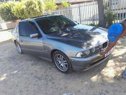 Bmw 530i full house for sale