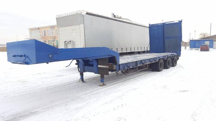 Schmitz Cargobull Трал - 1997