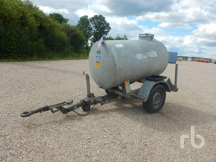 Hubiere CTR131 990 Litre S/A Water - 2011