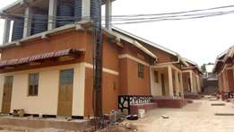 Two bedroom self contained house located in Kasangati town