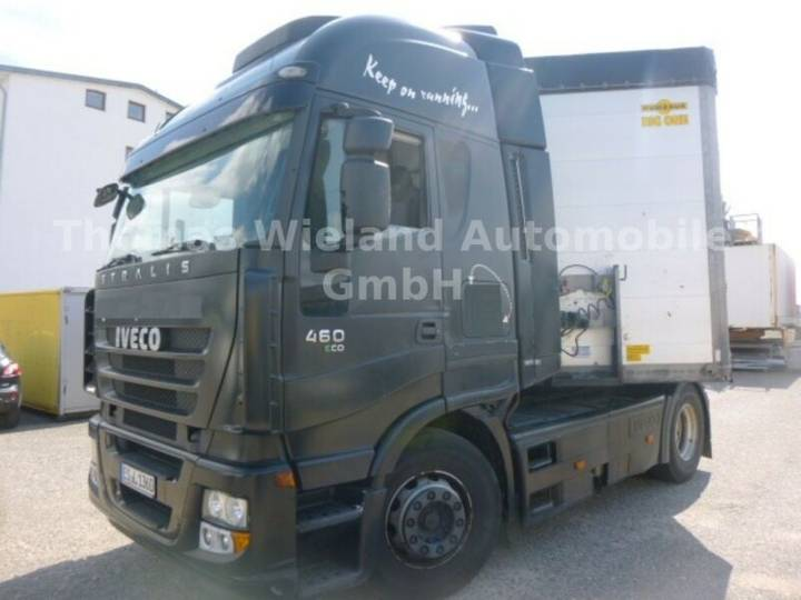 Iveco Stralis AS440S46T/P 4x2 Intarder, Standklima - 2012