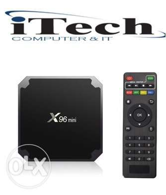 Smart TV BOX X96mini