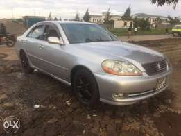 Toyota Mark 2 (trade in accepted)