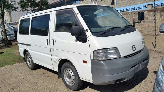 Mazda Bongo Diesel automatic 2009 for sale Hurlingham - image 2