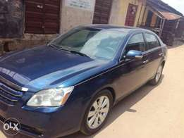 2006 Toyota Avalon touring accident free Give away price..