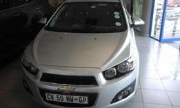 Chevrolet Sonic 1.6 A/T Limited Edition