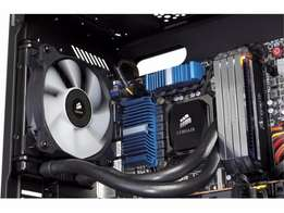 Corsair High Performance Water Liquid CPU Cooler H60