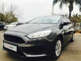 Ford Focus 1.0 EcoBoost 2016 Ambient