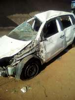 Accident damaged ford figo for sale