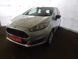 2016 Ford Feista 1.4 Ambiente 5dr