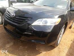 Just arrived 2007 model Toyota Camry