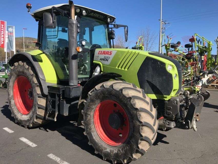 Claas arion 620 - 2013 - image 2