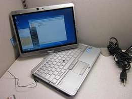 .Hp 2760p core i5 touchscreen laptops hdd 320gb /4gb /2.53ghz cam wifi