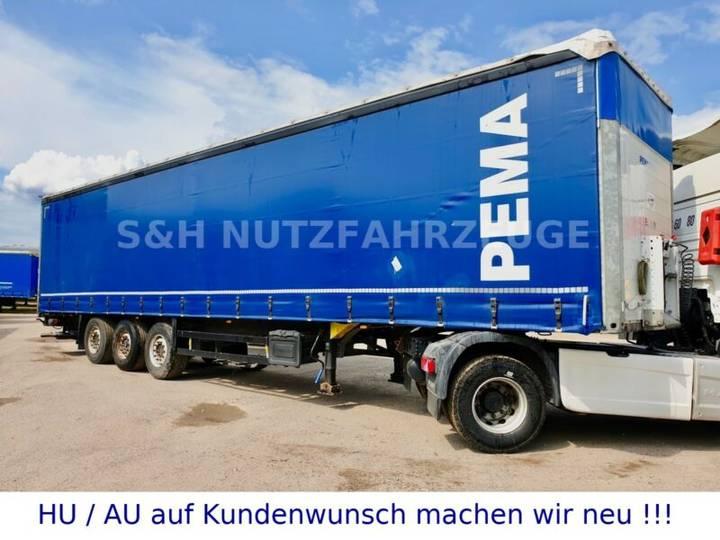 Schmitz Cargobull Edscha Scheiben KONIKI XL Code LBW - 2011