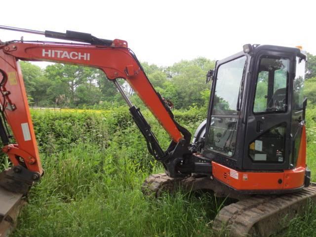 Hitachi Zx480-sa Clr - 2015
