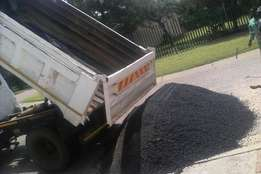 Tar surfacing , parking bays , driveways , pothole patching ,paving