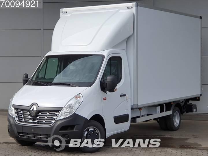 Renault Master 145PK 180cm laadklep Navigatie Airco 3500kg 21m3 A... - 2019