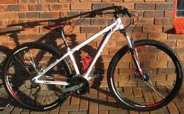 Merida mountain bike fully serviced