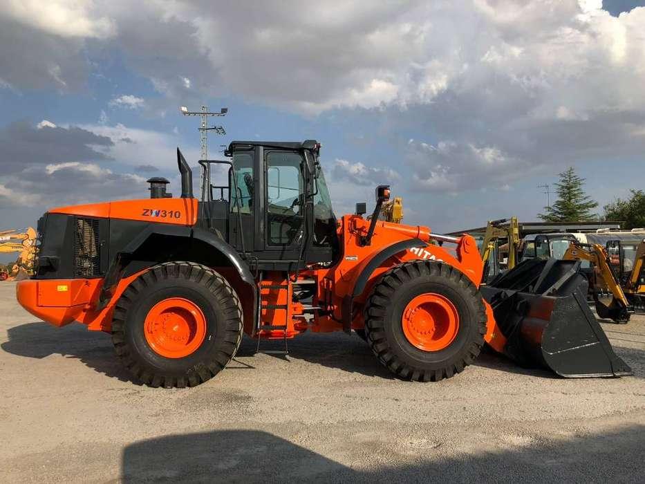Hitachi Zw 310 - 2011
