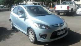 2009 Mazda2 1.3 Dynamic,electric Windows,aircon,113000km
