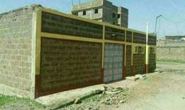 Githurai 45 block has 3 bedroom house, and rented 1 bedrooms, single