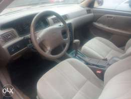 2002 Toyota Camry tokunbo clean title