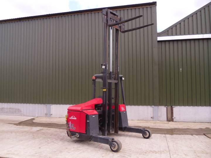 Linde Terberg King Lifter Forklift - 2014 - image 9