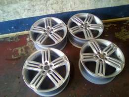 Polo mag rims available in stock