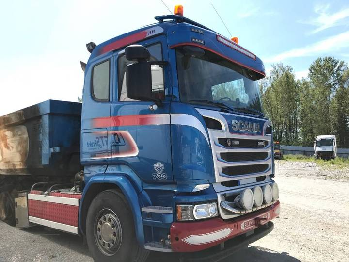 Scania R730 For Parts Only - 2017