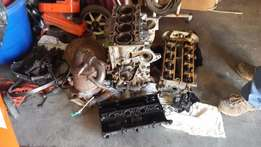 Ford fiesta 2009 1.6 trend engine parts