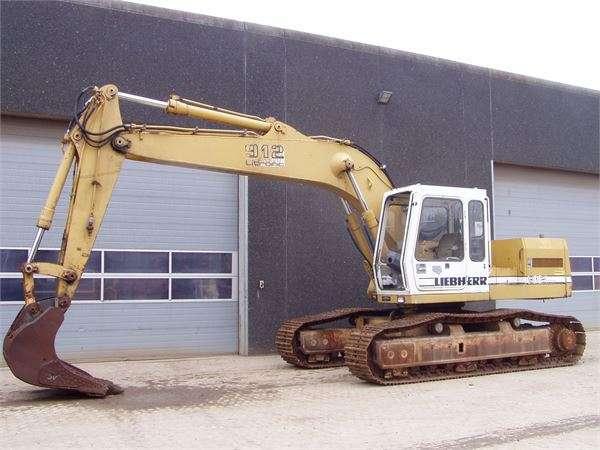 Liebherr 912 - 1990