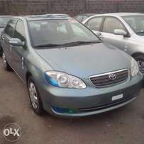 Tincan Cleared Toyota Camry, 2007, LE, Very OK.
