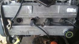 Ford zetec engine+gearbox