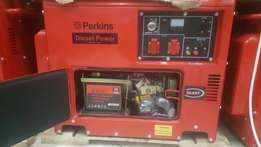 Brand new perkins silent diesel engine generator from Uk.