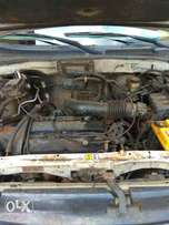 Neatly used in Nigeria Ford escape