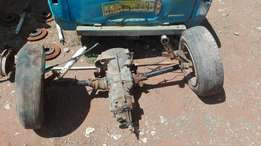 Vw ou beetle gearbox and suspension