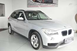 BMW X1 S-Drive 20i in very nice condition and FSH
