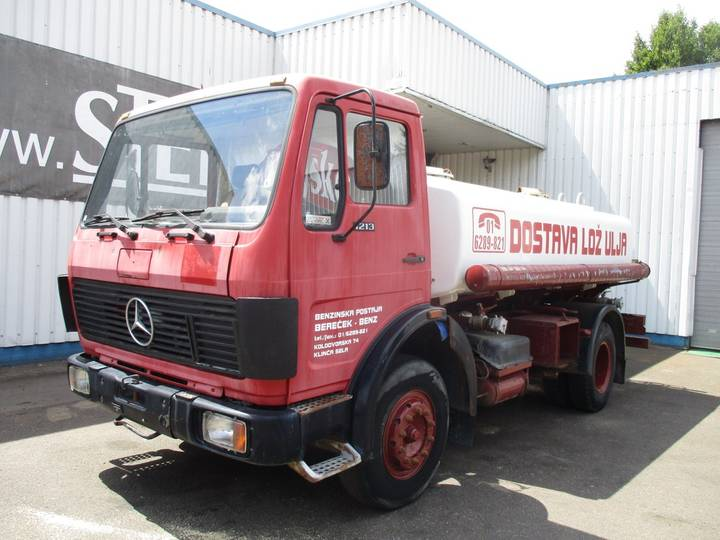 Mercedes-Benz 1213 , 4x2 , Fuel Truck , 6000 liters - 1992