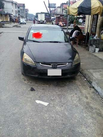 Well maintained Honda Accord (EOD) for sale at a cheap rate Lagos Mainland - image 4