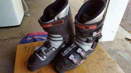 Ski Boots (Made in Italy Raichle)