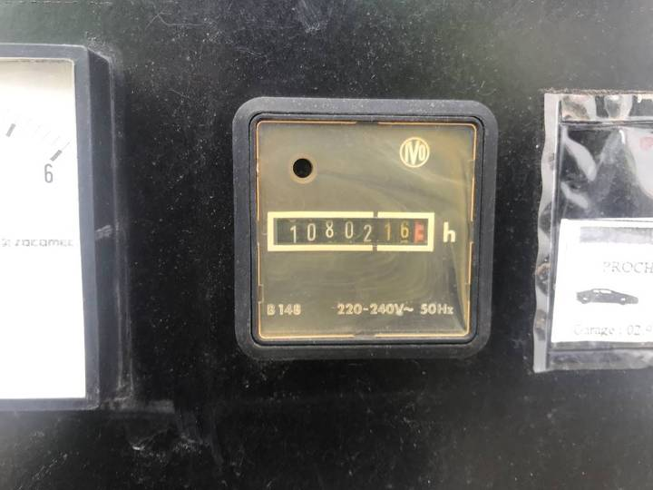 Sdmo Cummins - 180 kVA Generator - DPX-11858 - 1993 - image 7