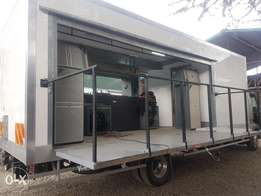 Roadshow Truck For Hire