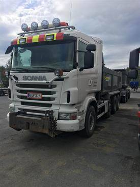 Scania R500 - 2010