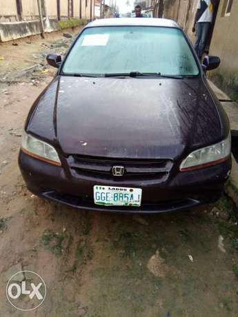 Sparkling clean Wine colored Honda Baby boy Oke Odo - image 1