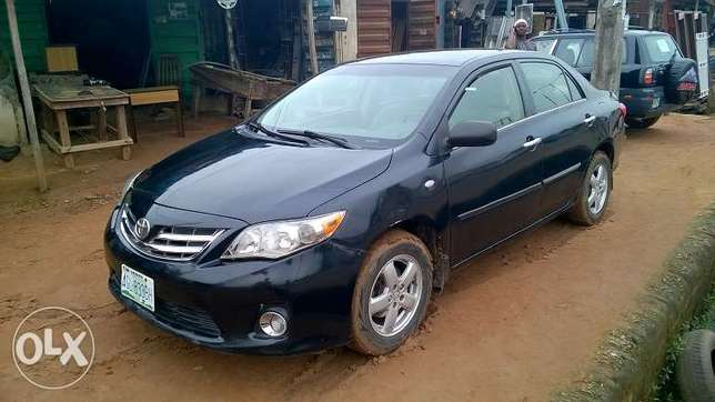 Very Clean Registered Toyota Corolla 09 Isolo - image 2